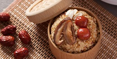 Grain Rice with Dates & Ginseng