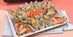 Steamed Seafood Platter (H Steam)
