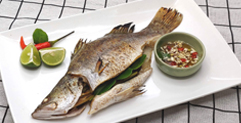Thai Grilled Fish